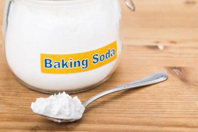 Tắm trắng bằng baking soda