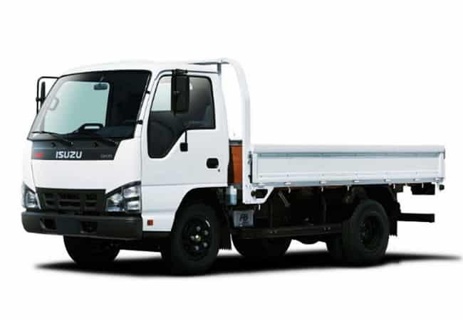 Giá xe tải 2.4 tấn Isuzu