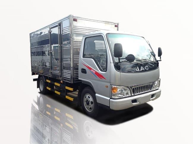 Giá xe tải 2.4 tấn Jac