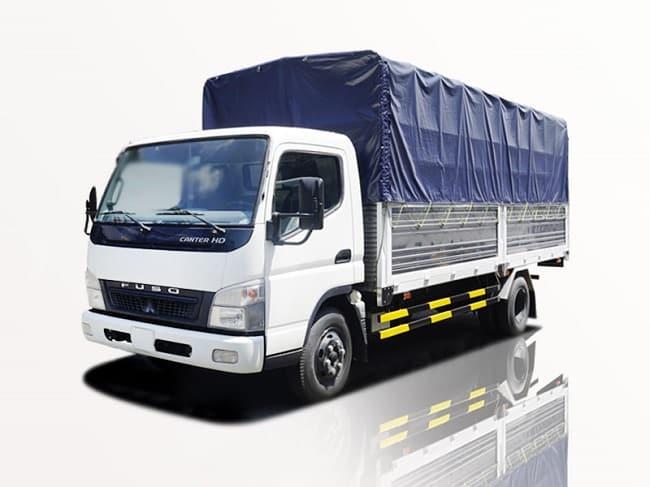 Giá xe tải 5 tán Fuso Canter 8.2HD