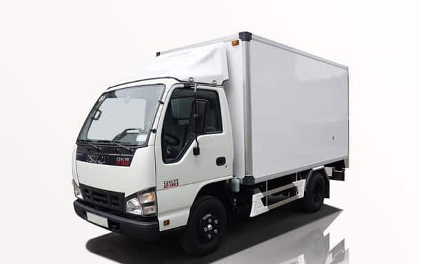 Xe tải dưới 1 tấn Isuzu