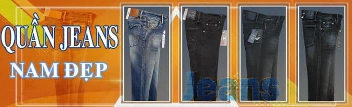 Nobita Shop chuyên cung cấp quần jean nam đẹp giá rẻ