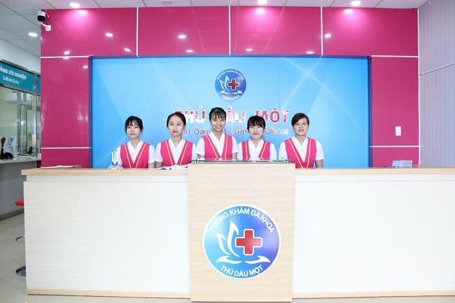 Bệnh viện đa khoa Thủ Dầu Một