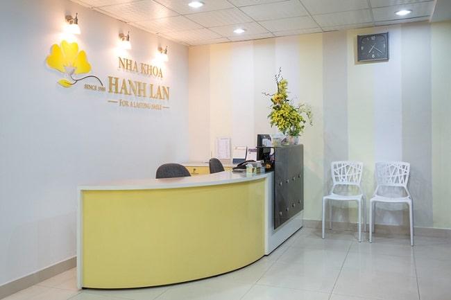 Nha khoa Hanh Lan là Top 10 địa chỉ niềng răng uy tín nhất TP. Hồ Chí Minh