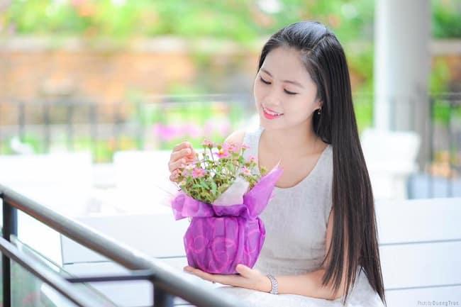 Người mẫu tại Công ty tổ chức sự kiện Sài Gòn Light