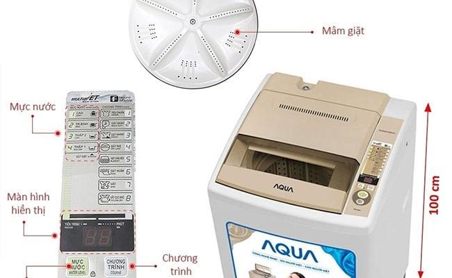 may giat Aqua AQW-S80KT