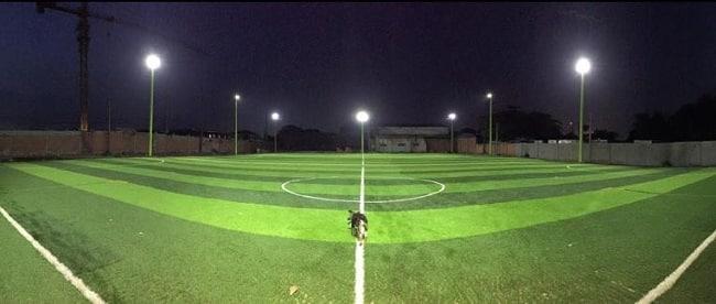 Sân bóng đá Tân Bình - Chảo Lửa