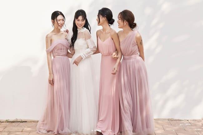 Đầm dạ hội tại POXI Fashion