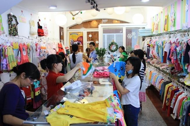 Babydeal là Top 10 Shop quần áo trẻ sơ sinh uy tín nhất tại thành phố Hồ Chí Minh