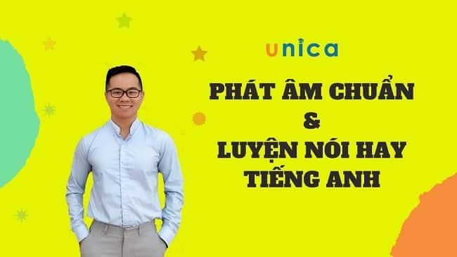 Khóa học phát âm tiếng Anh tại Unica
