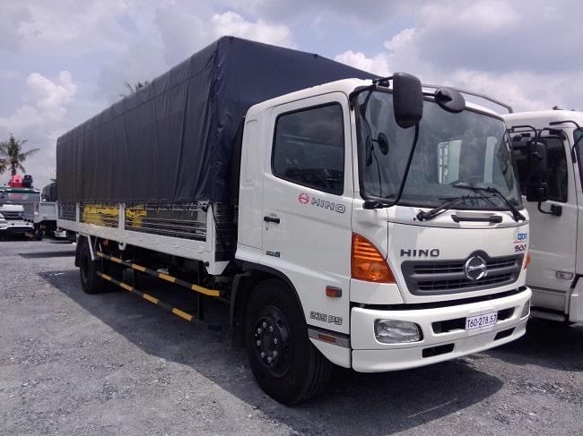 Xe tải 7 tấn Hino