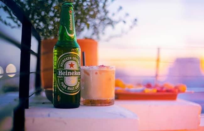 Chiều rooftop beer
