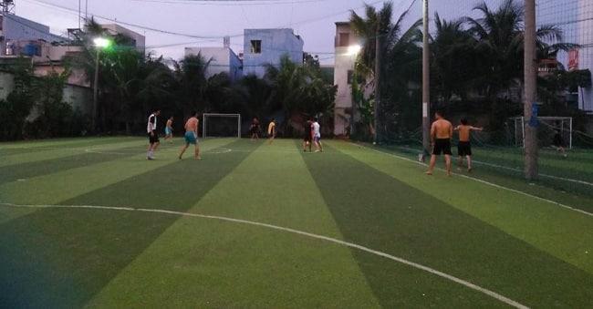 Sân bóng đá Hiệp Phát