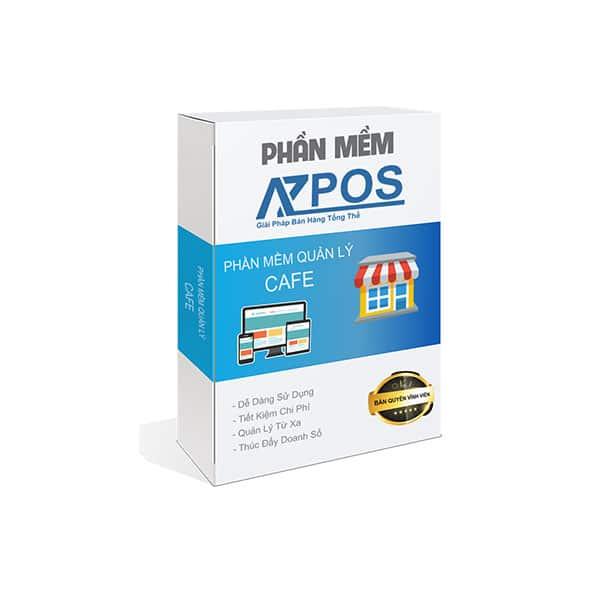 Phần mềm quản lý quán cafe tốt nhất tphcm