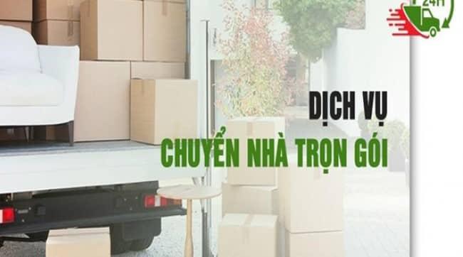 Chuyển văn phòng trọn gói giá rẻ huyện Hóc Môn-Tiến Cường 24H
