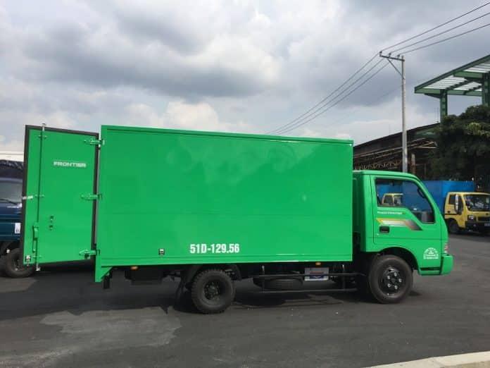 Cho thuê xe tải chuyển nhà uy tín giá rẻ